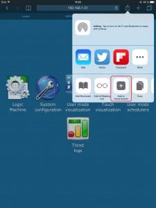 iOS_LogicMachine_home_screen