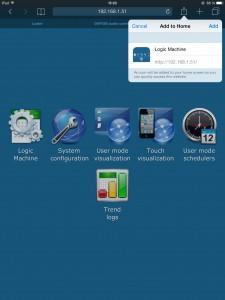 iOS_LogicMachine_home_screen_save
