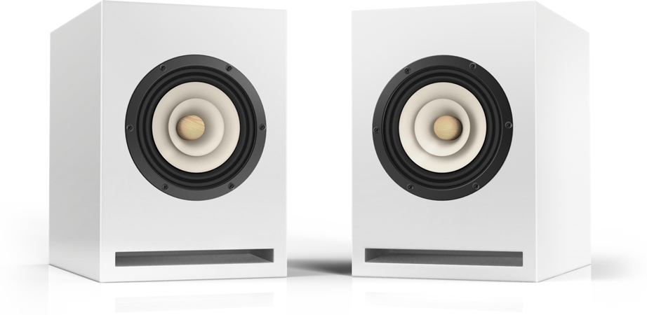 Amati.linea hi-end active speakers