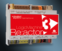 LogicMachine Re:actor V3
