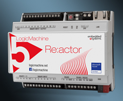 LogicMachine5 Reactor IO