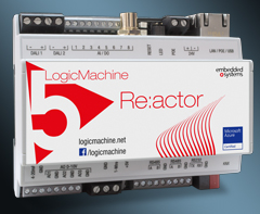LogicMachine5 Reactor Dimmer