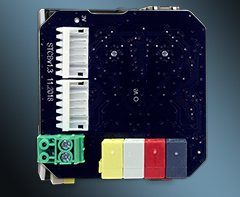 CANx 10 x Push-button inputs / 1 x PT1000 sensor input / Thermostat