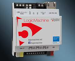 LogicMachine5 Power KNX CANx