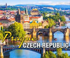 Training Prague