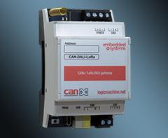 CANx / LoRa DALI gateway