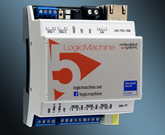 LogicMachine5 Power DW1 CANx