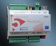 LogicMachine5 Reactor GSM