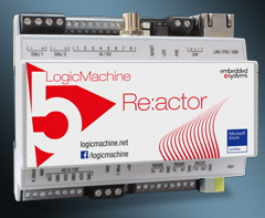 LogicMachine5 Reactor Dimmer CANx
