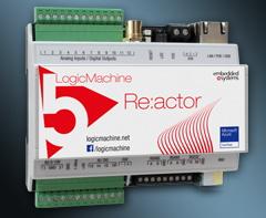 LogicMachine5 Reactor IO V2 CANx