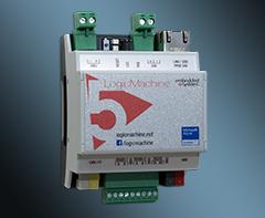 LogicMachine5 Power KNX CANx DALI